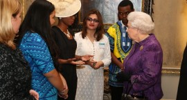 Winner of the Commonwealth Youth Award