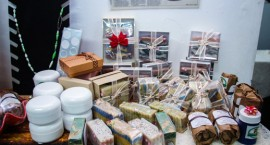 Handcrafted Soaps, Body Creams, Body Scrubs